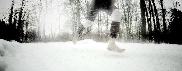 Bieganie bez butów