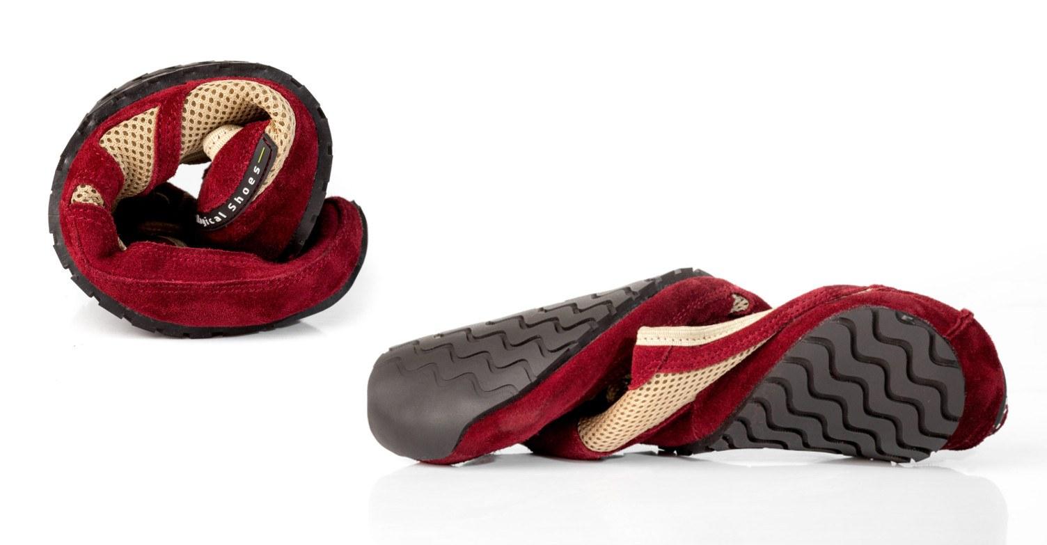 Magical Shoes Explorer - 100% elastyczności