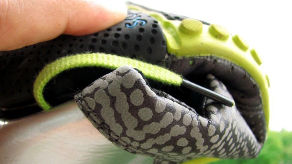 Test skórzanych butów do biegania