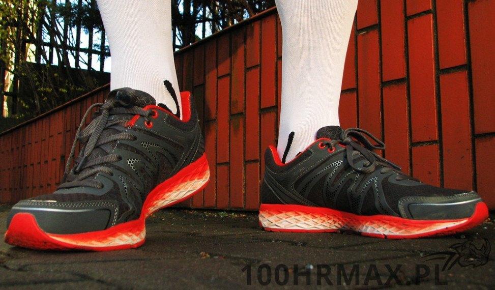 Lidl Crivit 2015 - recenzja tanich butów do biegania z Lidla