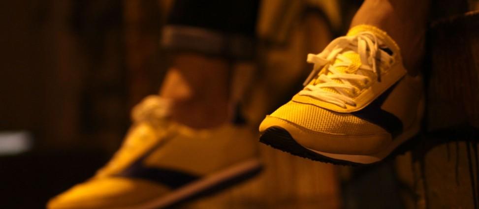 Biegowy test szybkich butów