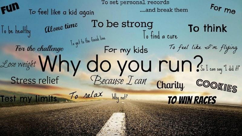 Uzależnienie od biegania - test
