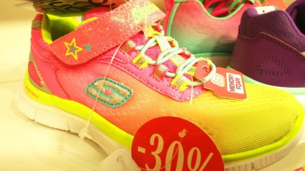 Biegowe buty dla dziecka