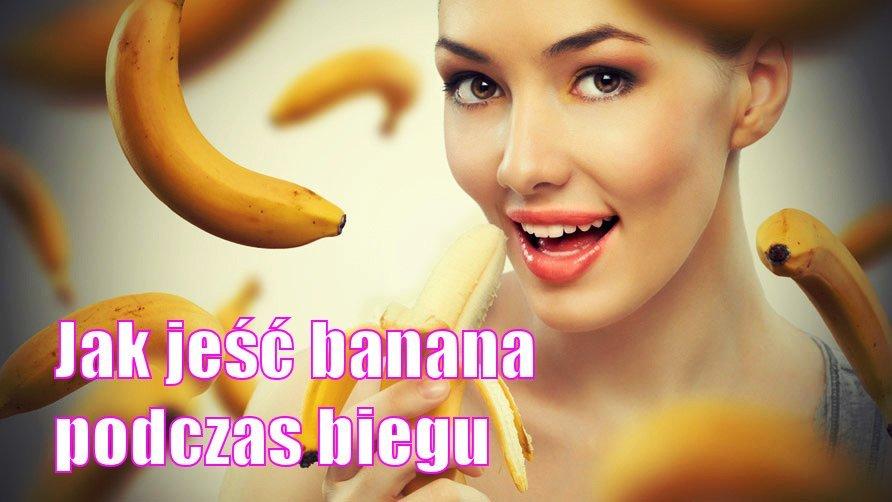 Jak jeść banana