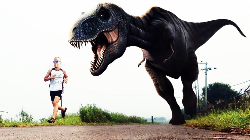biegacz amator mistrzem jest!