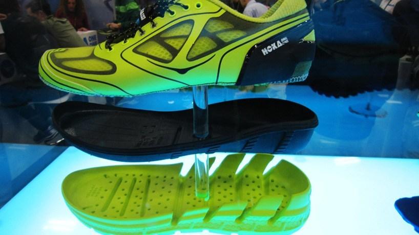Testy butów - Hoka One