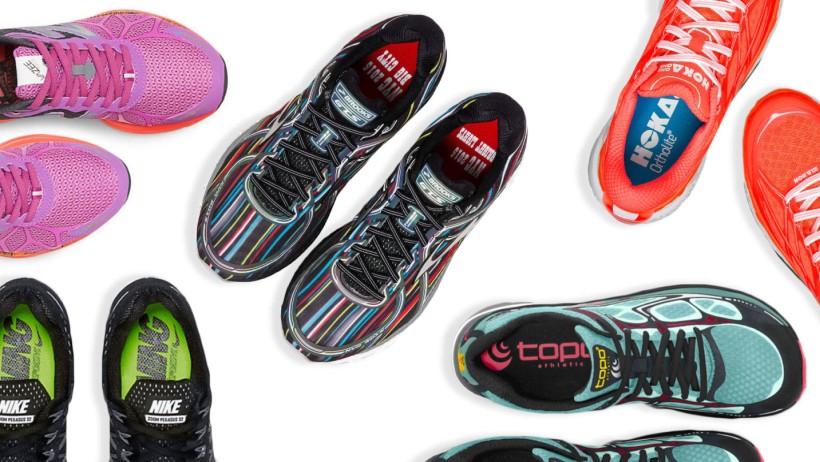Najlepsze buty do biegania