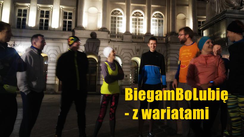 Biegam Bo Lubię - BBL z mamyruszamy