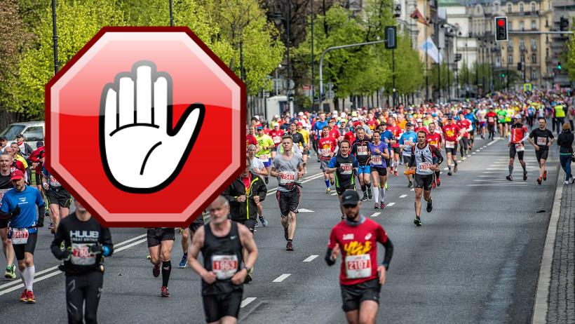 Maratony - Sasin - Zakazać biegactwa