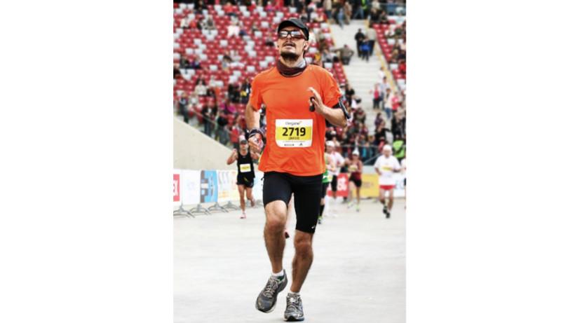 Debiut - pierwszy maraton