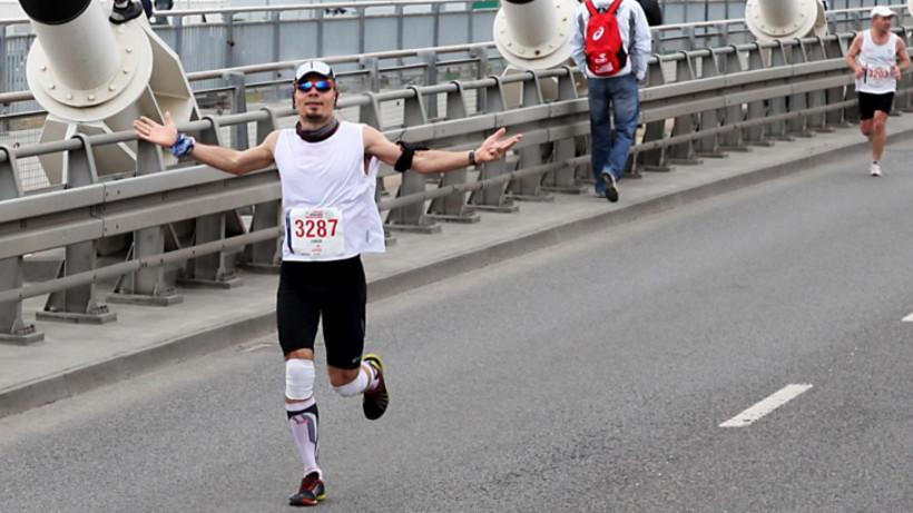 Mój najszybszy maraton