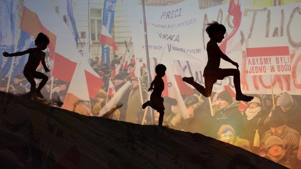 Biegactwo - bieganie i polityka