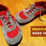 Magical Shoes - buty do biegania naturalnego