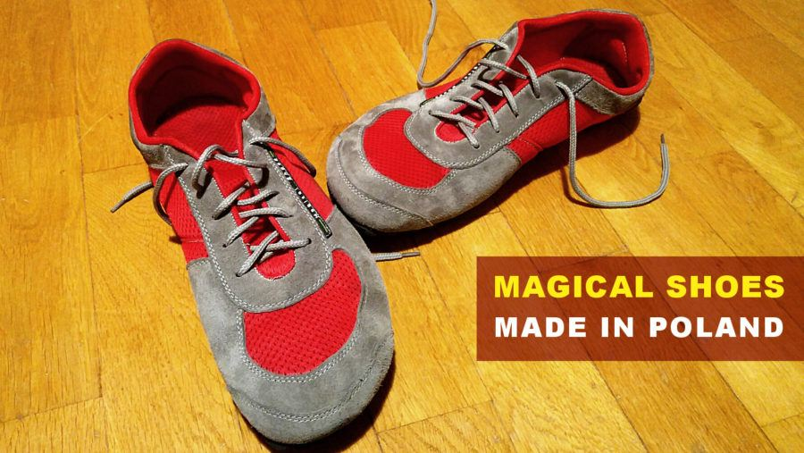 Magical Shoes - buty do biegania naturalnego