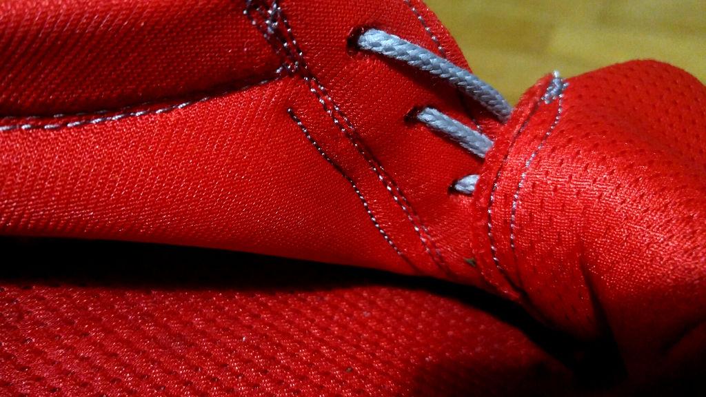 Magical Shoes - wewnętrzne szwy butów