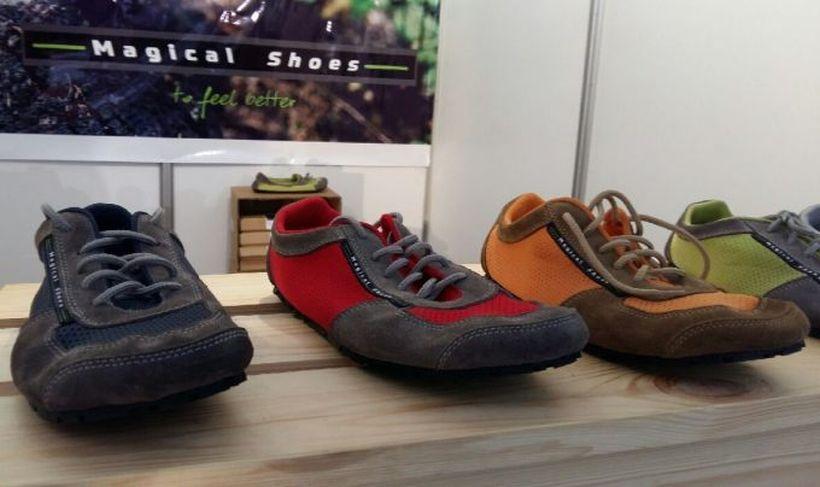 Magical Shoes - buty do biegania naturalnego na KFB