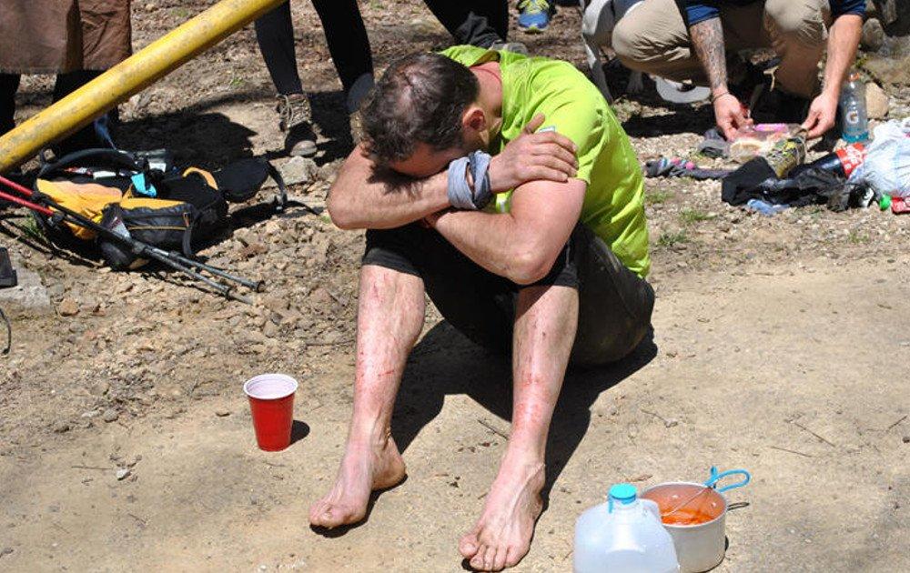 Barkley Maraton - zgon na półmetku zawodów