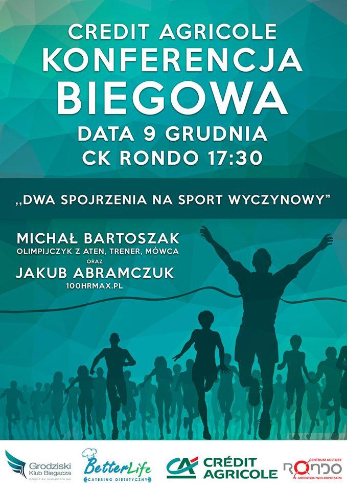 Grodzisk Wielkopolski - Konferencja Biegowa