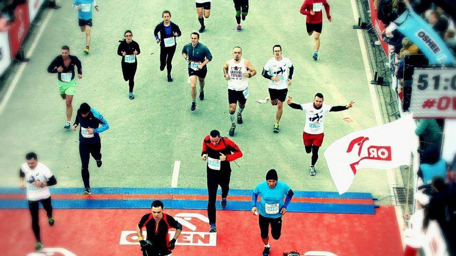 Bieganie z nadwagą - WOM 2017