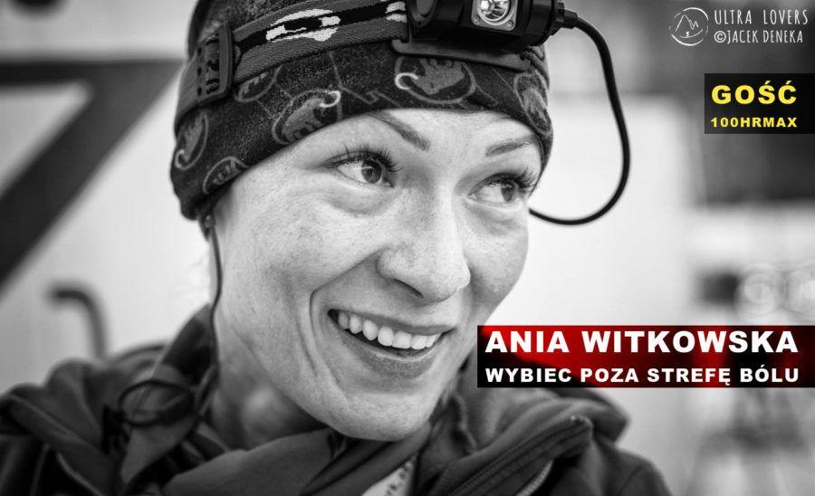 Ania Witkowska - relacja Stumilak 2017