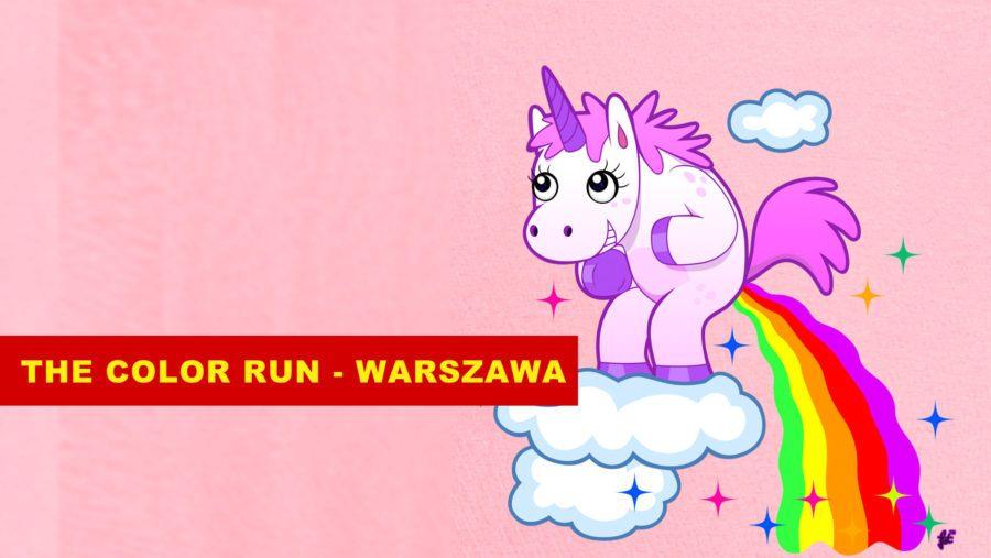 Color Run: Warszawa