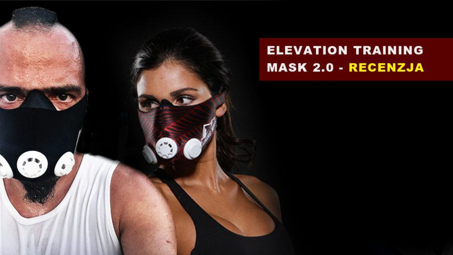 ELEVATION TRAINING MASK - TEST i RECENZJA