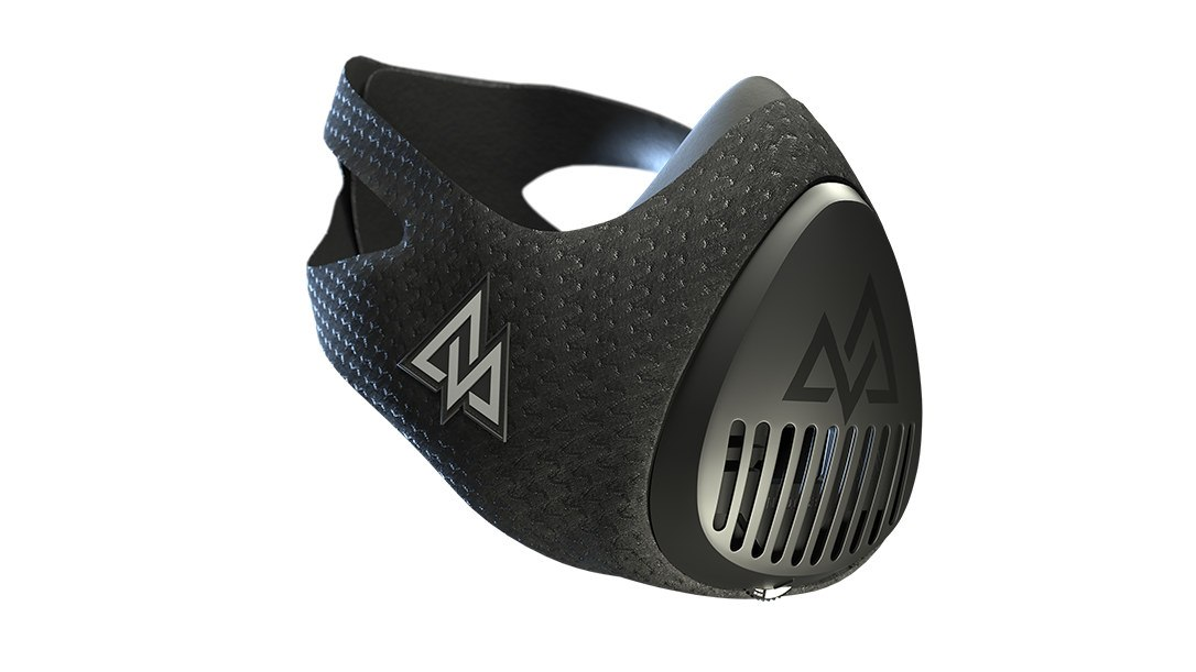 Elevation Training Mask 3.0 - pokrętło zamiast zaworków