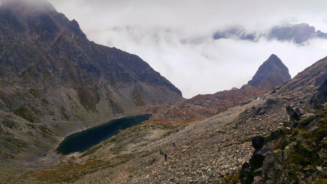 Świat z wysokości 2200 metrów