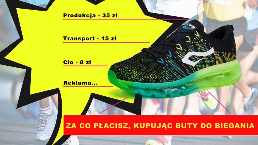 Cena butów do biegania - dlaczego tak drogo?