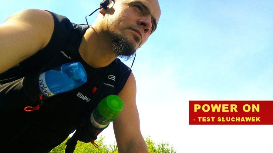 Słuchawki bezprzewodowe Power On. Test i recenzja