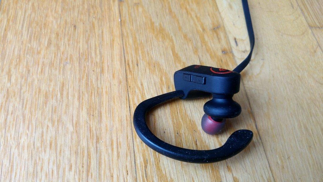 Słuchawki Power On - sterowanie