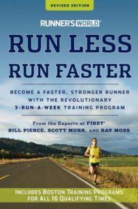 F.I.R.S.T Run Less Run Faster