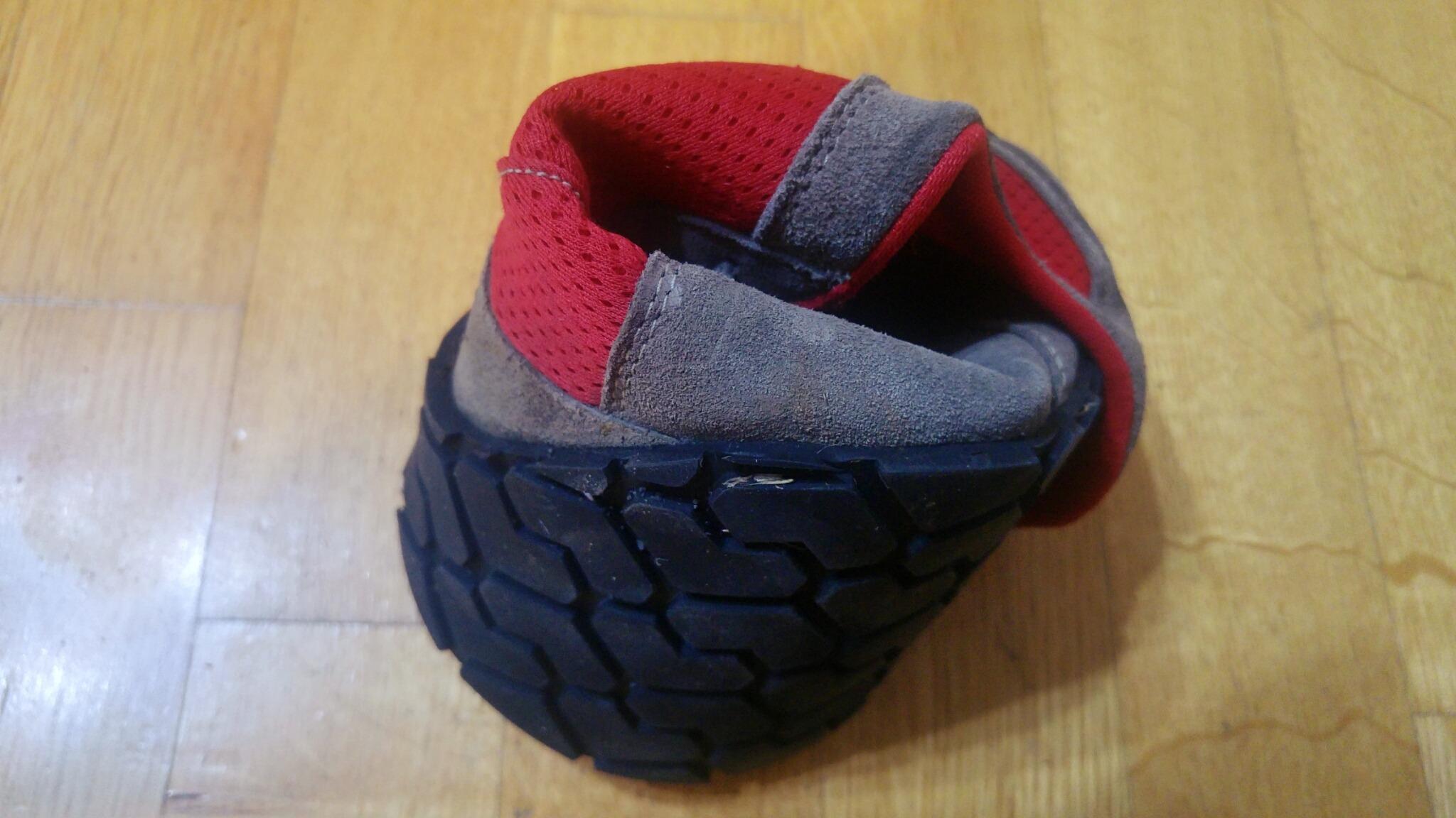 Buty minimalistyczne - test naleśnika - Magical Shoes