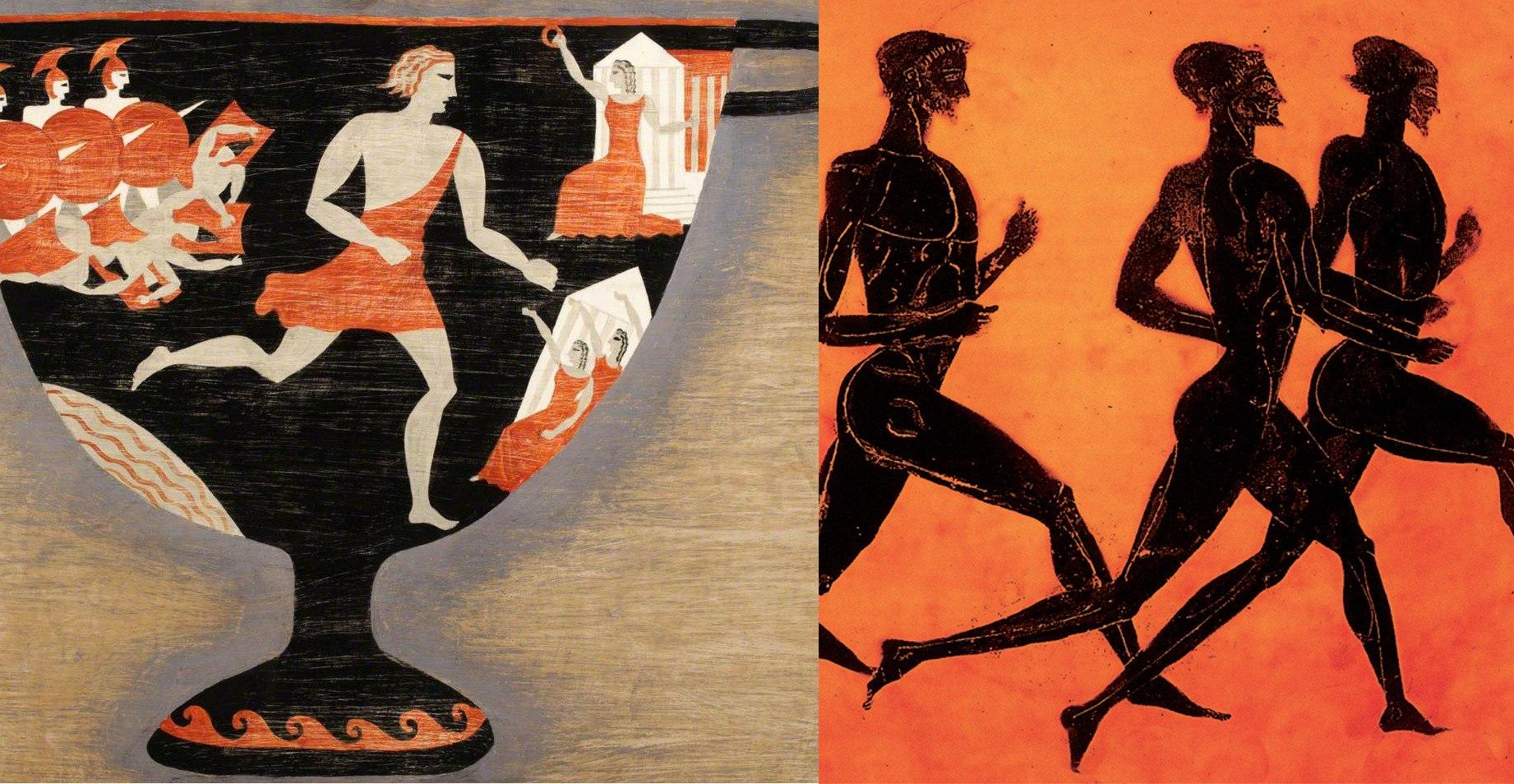 Bieganie naturalne - antyczna Grecja
