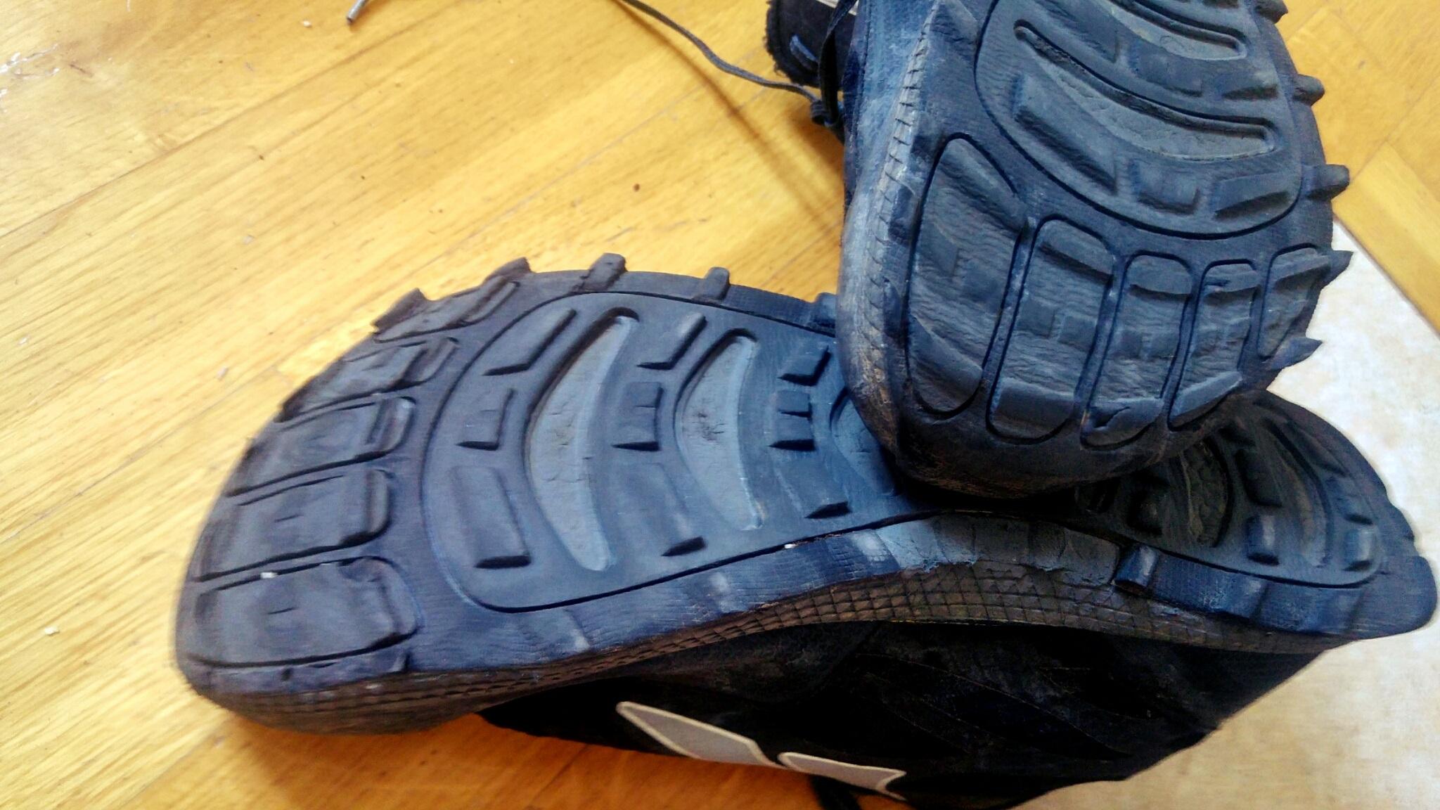 Zużycie butów do biegania: Altra Superior 3