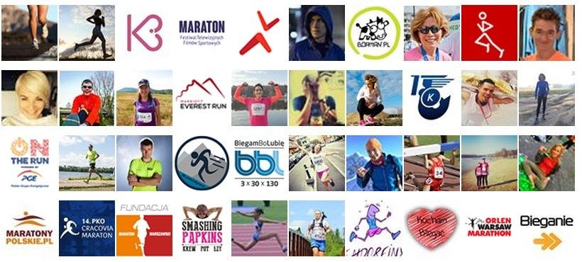 Biegowa blogosfera i nie tylko - biegasz dzięki Facebookowi
