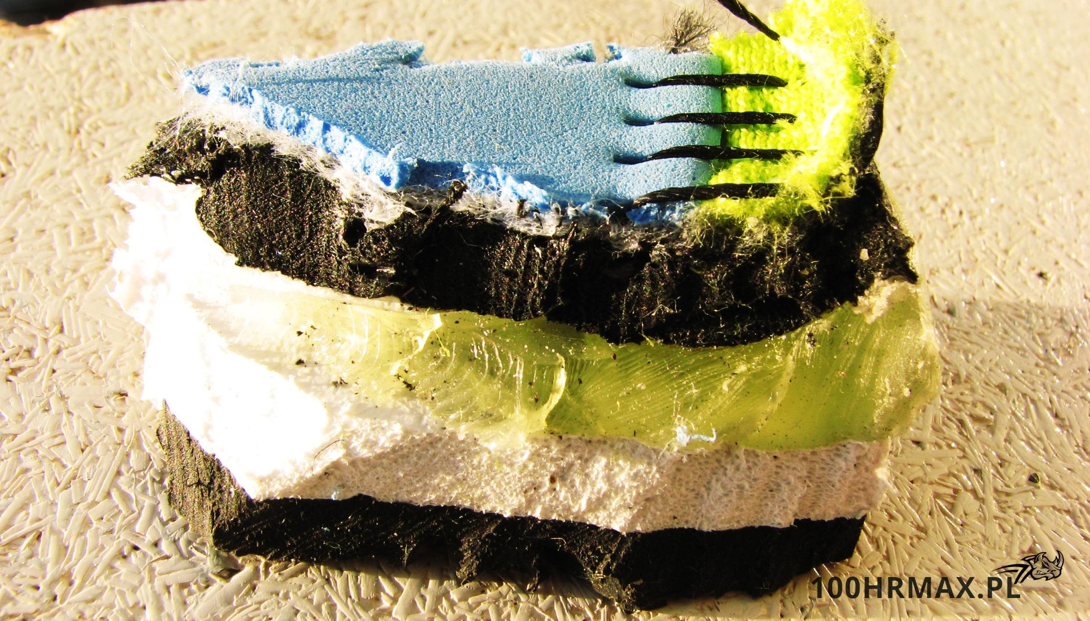systemy amortyzacji buta