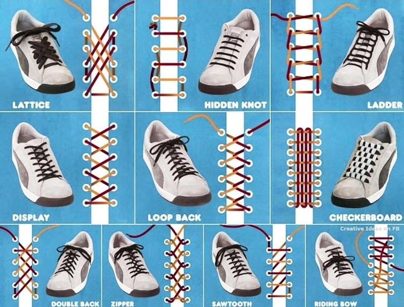 Najlepsze sposoby wiązania sznurowadeł w butach do biegania