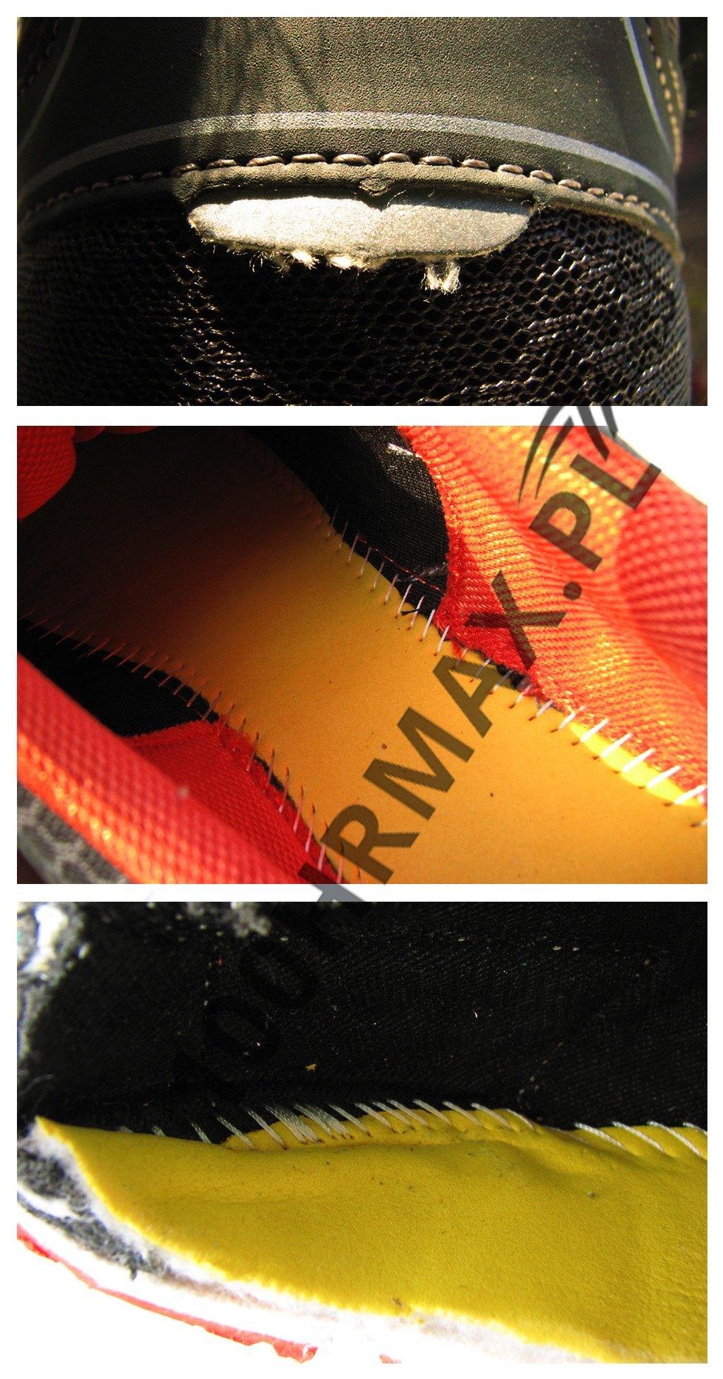 Lidl Crivit buty do biegania - wykonanie