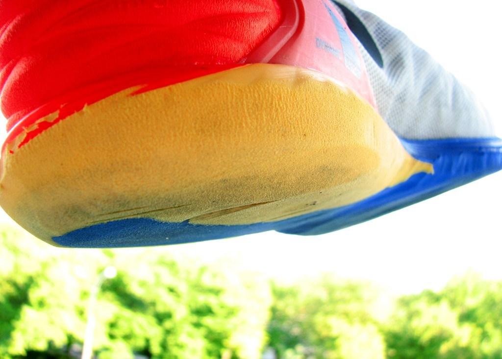 Test butów Nike Lungarglide - lepsze dopasowanie do stopy