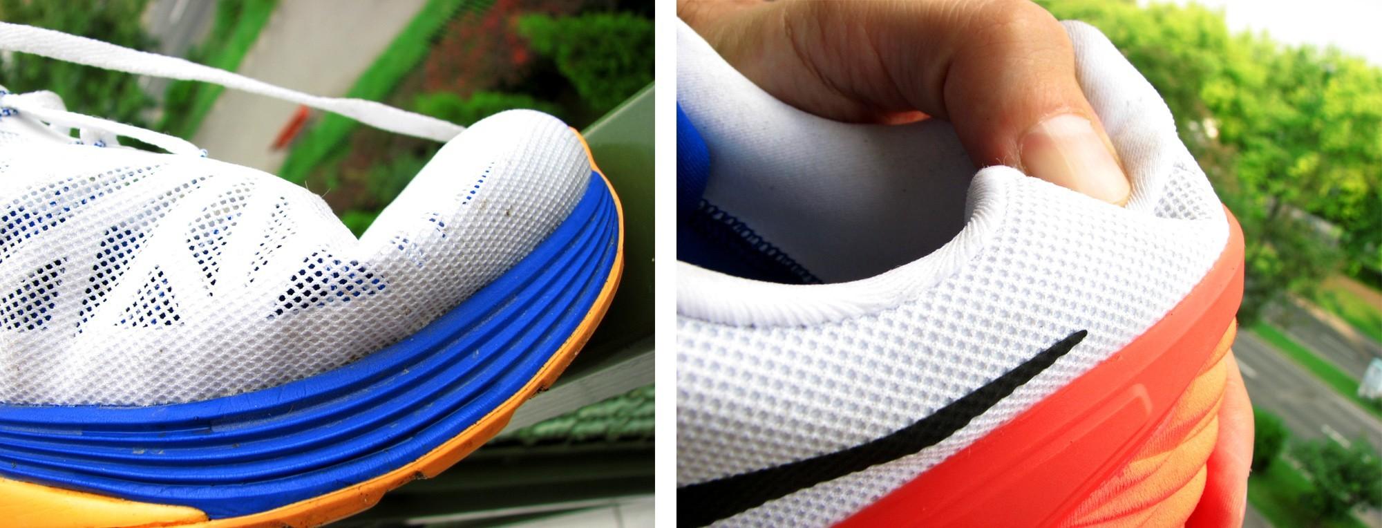 Nike Linarglide 6 - elastyczność butów