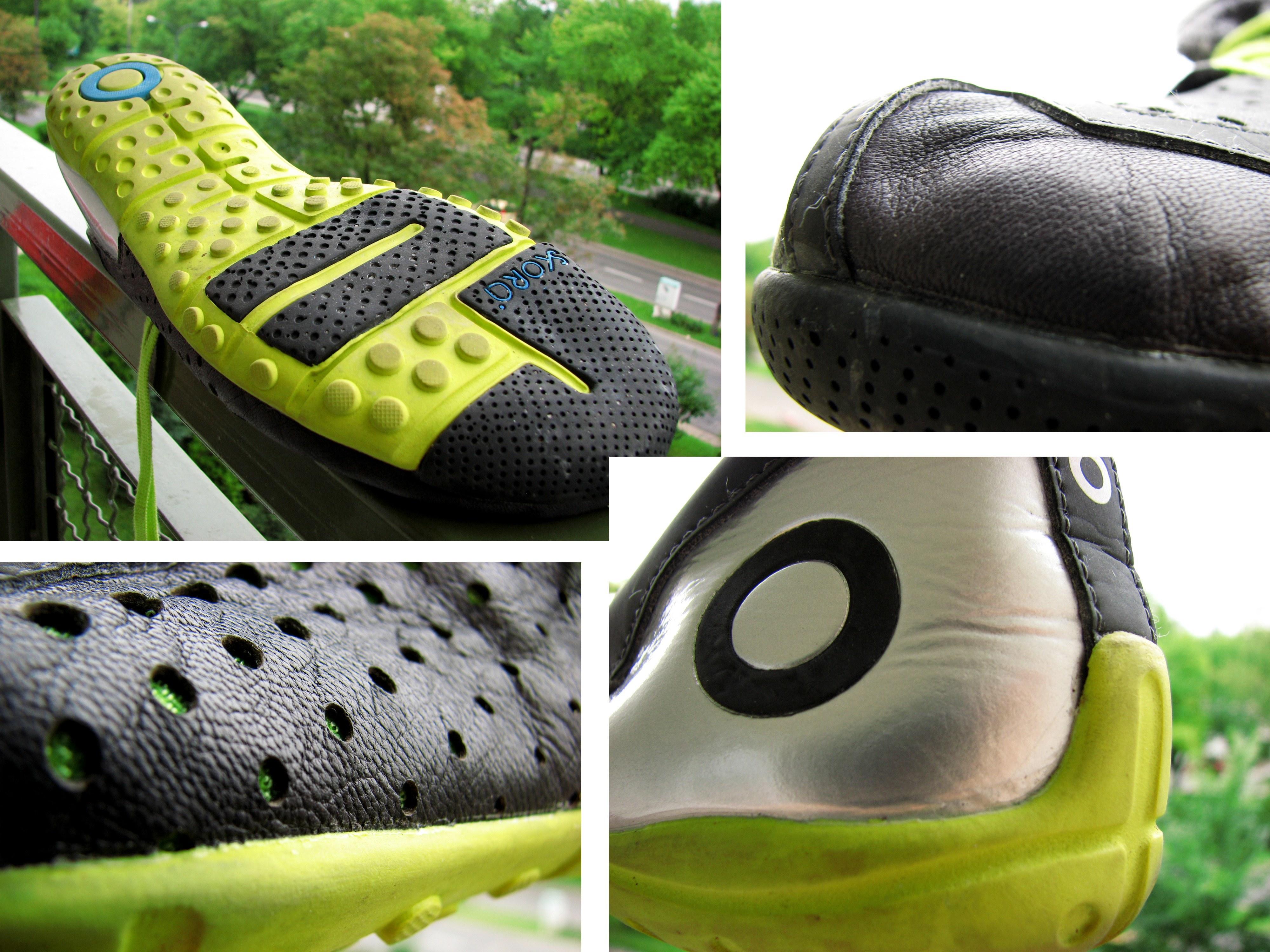 SKORA CORE - podeszwa butów