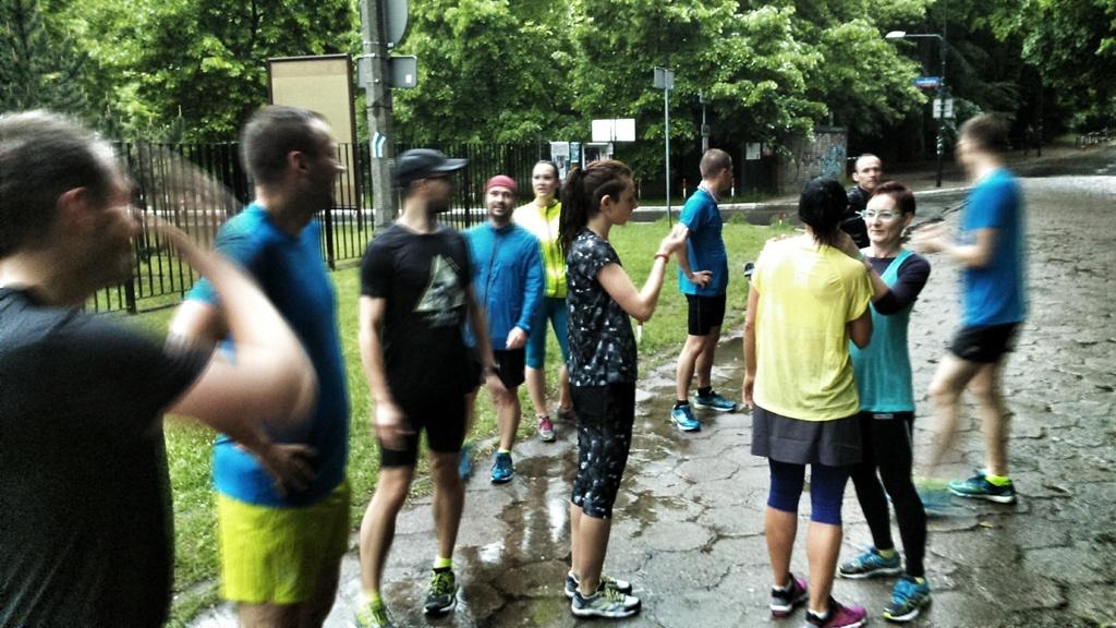 Blogerzy biegowi łapią oddech