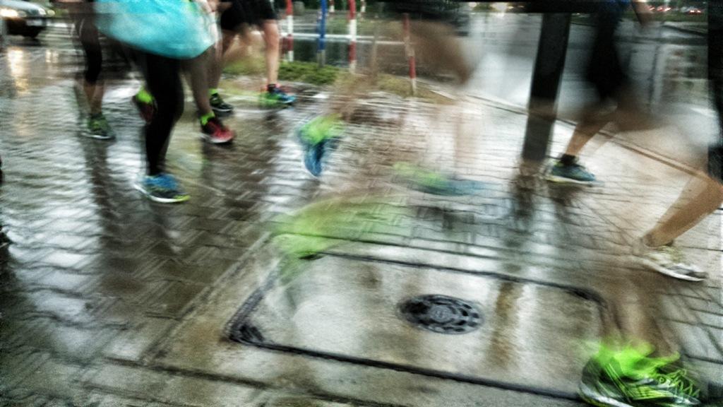 Bloger biegowy ma przechlapane