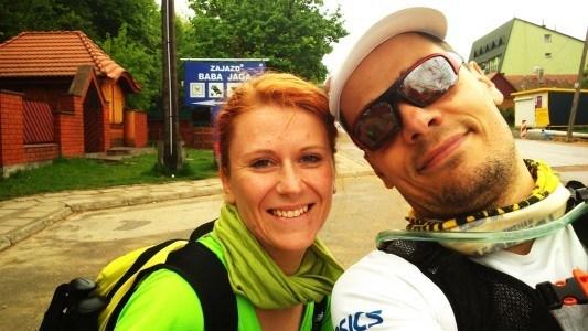 #wkurw_team biegnie na Łysicę