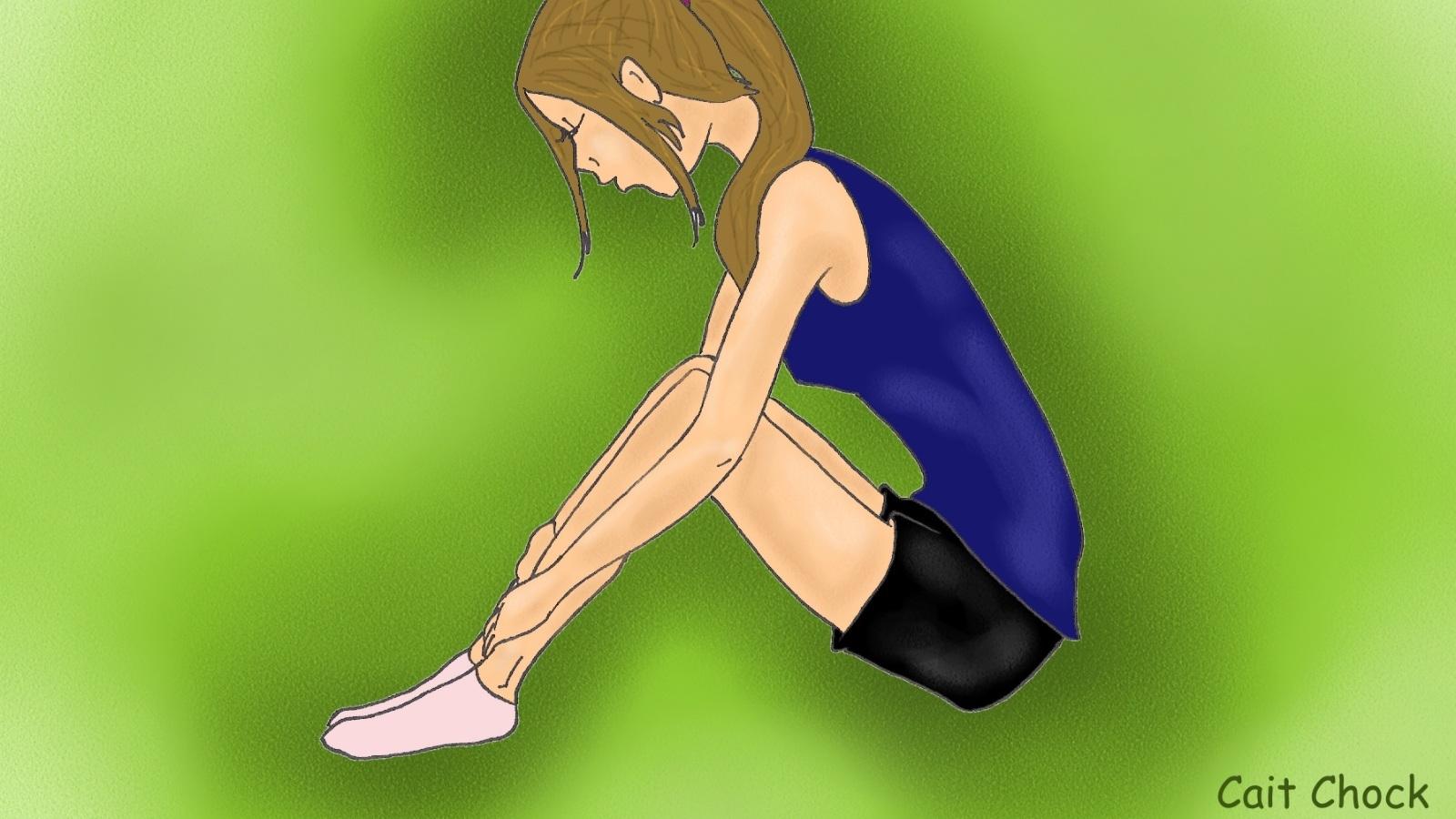 Biegowy dół - depresja po bieganiu