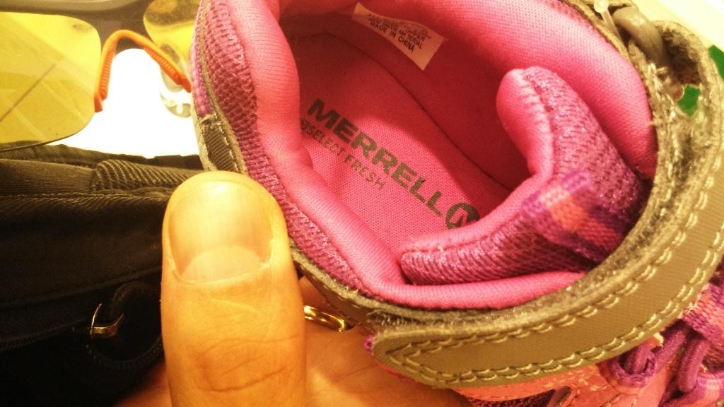 Merrell: biegowe buty dla dzieci