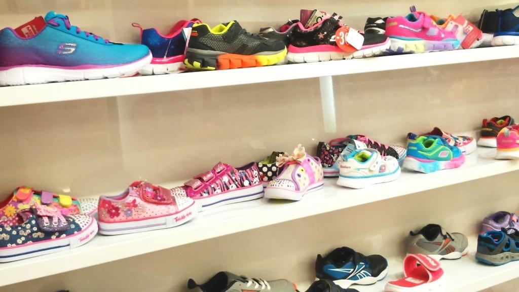 Bieganie dzieci - wybór butów