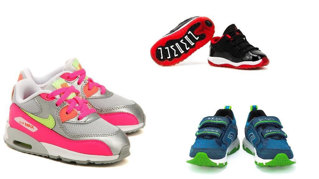 Chodaki do biegania dla dzieci