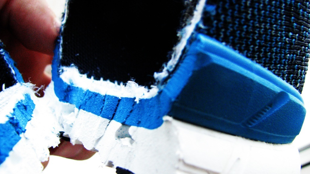 Crivit za 59 zł / przekrój butów